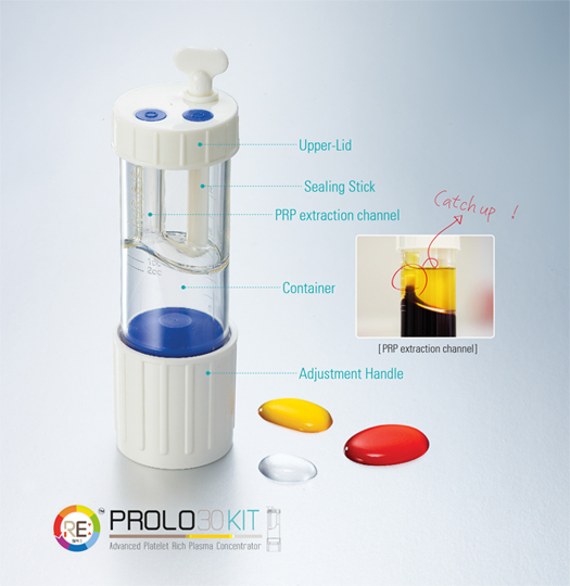 Prolo 30 l PRP kit l PRP treatment l Nfinders